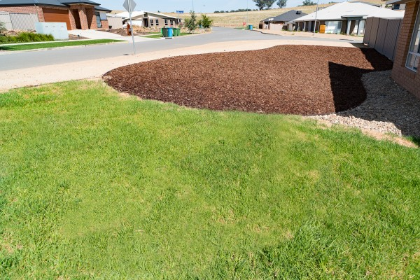 Bramwell Homes' House Landscaping