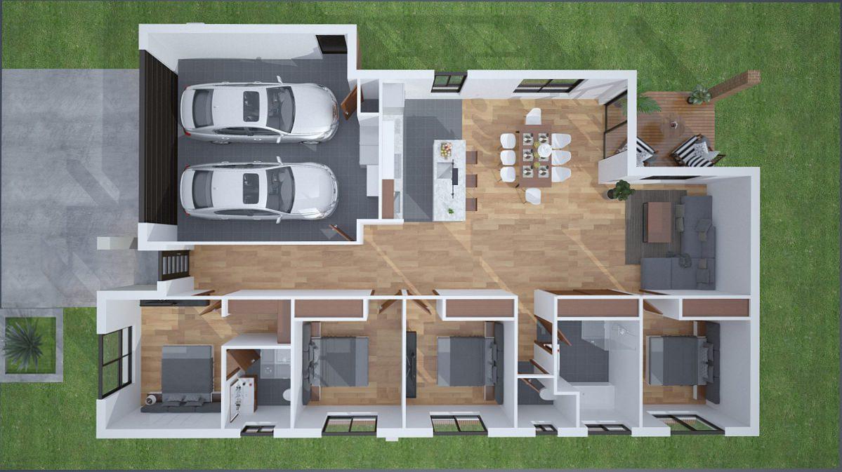 Malua 188 Floorplan